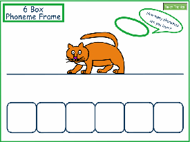 Cat Phoneme Page