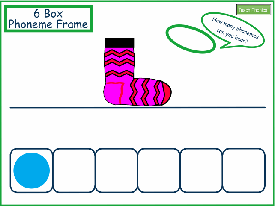 Sock Phoneme Page