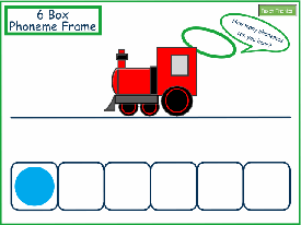 Train Phoneme Page