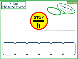 Stop Phoneme Page